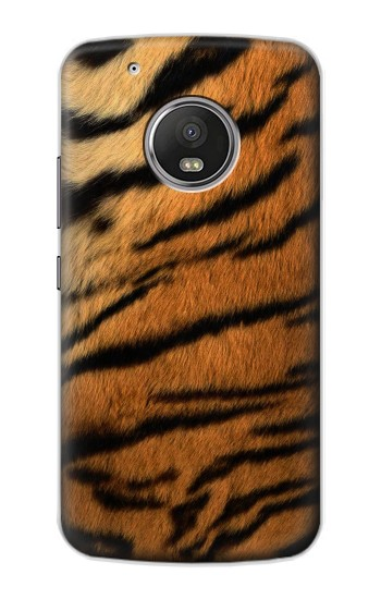 Printed Tiger Stripes Texture Apple iPod Touch 5G Case