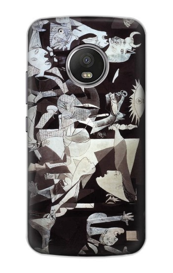 Printed Picasso Guernica Original Painting Apple iPod Touch 5G Case