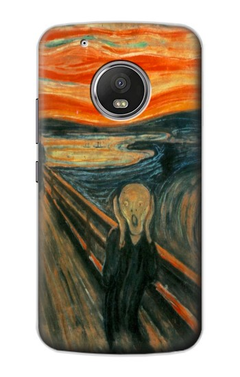 Printed Edvard Munch Scream Original Painting Apple iPod Touch 5G Case