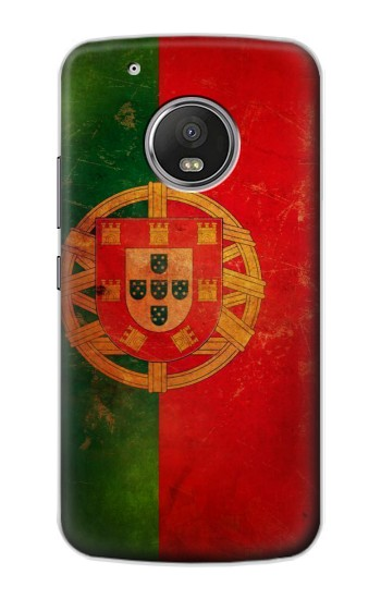 Printed Vintage Portugal Flag Apple iPod Touch 5G Case