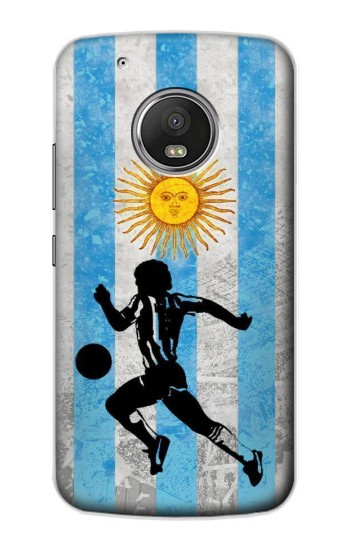 Printed Argentina Football Flag Apple iPod Touch 5G Case