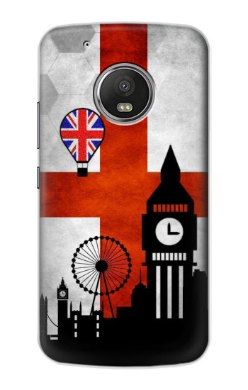 Printed England Football Flag Apple iPod Touch 5G Case