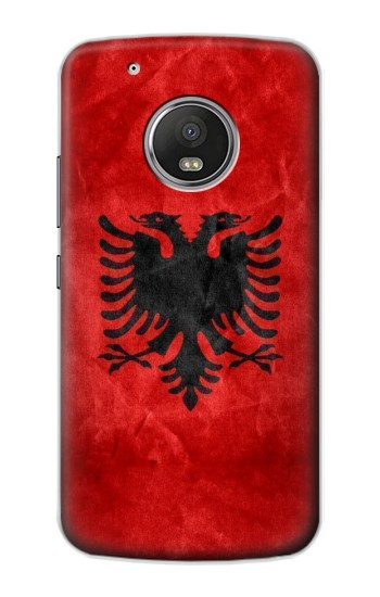 Printed Albania Red Flag Apple iPod Touch 5G Case
