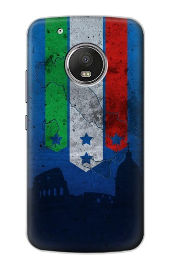 Printed Italy Football Flag Apple iPod Touch 5G Case