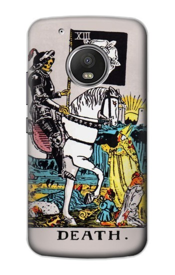 Printed Tarot Card Death Apple iPod Touch 5G Case