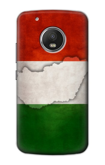 Printed Hungary Flag Apple iPod Touch 5G Case