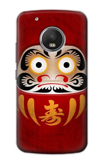 Printed Japan Good Luck Daruma Doll Apple iPod Touch 5G Case
