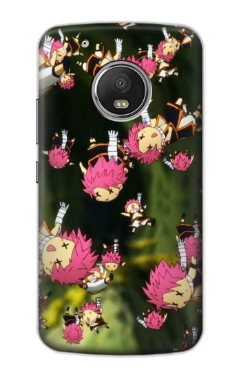 Printed Fairy Tail Little Natsu Fall Apple iPod Touch 5G Case