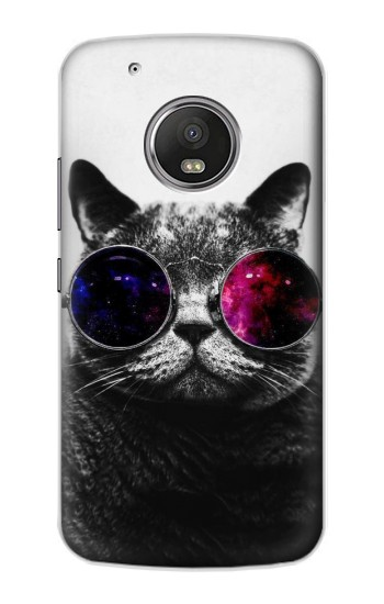 Printed Cool Cat Glasses Apple iPod Touch 5G Case