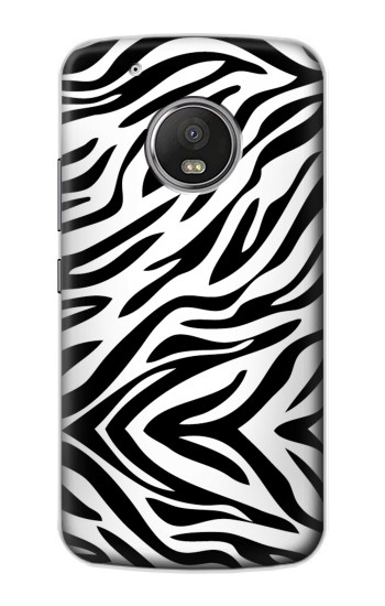 Printed Zebra Skin Texture Apple iPod Touch 5G Case