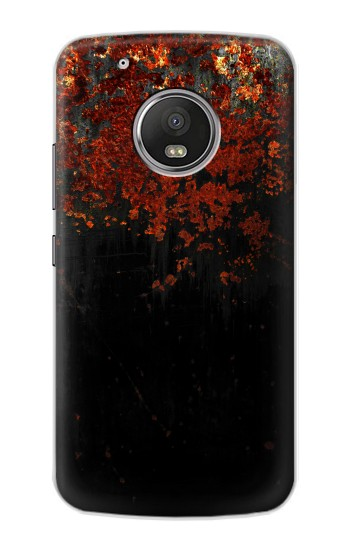 Printed Rusted Metal Texture Apple iPod Touch 5G Case