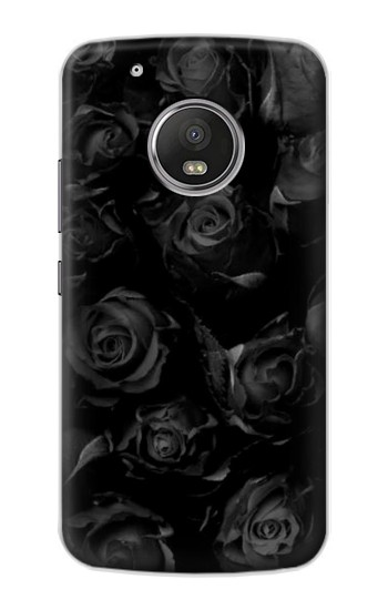 Printed Black Roses Apple iPod Touch 5G Case