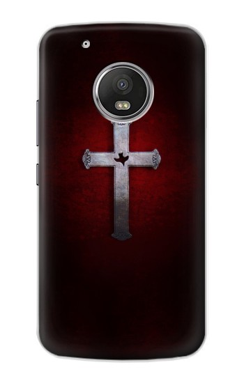 Printed Christian Cross Apple iPod Touch 5G Case