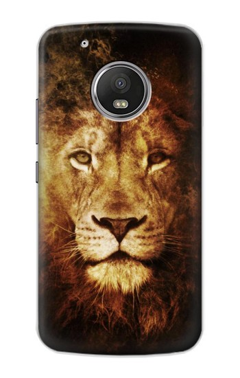Printed Lion Apple iPod Touch 5G Case
