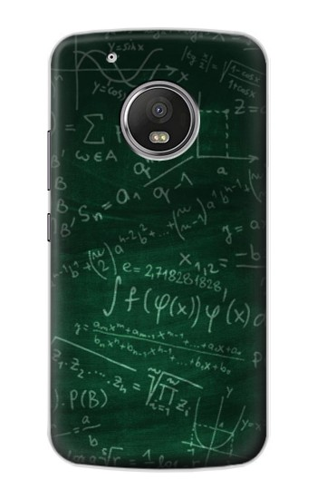 Printed Math Formula Greenboard Apple iPod Touch 5G Case