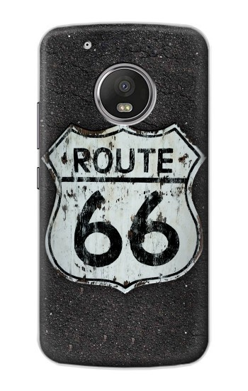 Printed Route 66 Sign Apple iPod Touch 5G Case