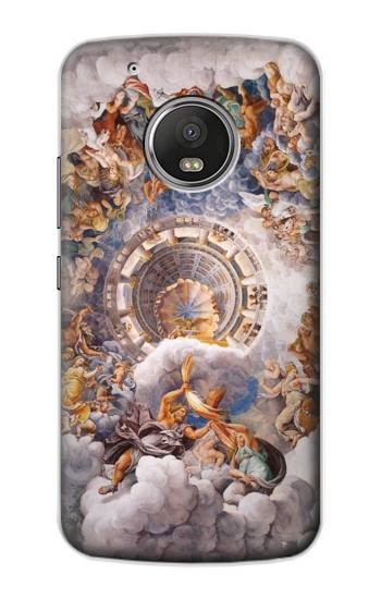 Printed The Assembly of Gods Apple iPod Touch 5G Case