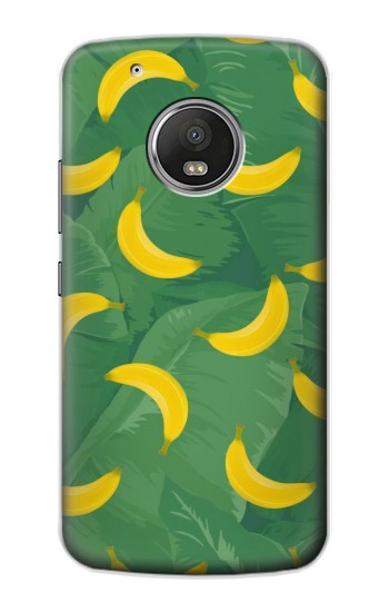 Printed Banana Fruit Pattern Apple iPod Touch 5G Case