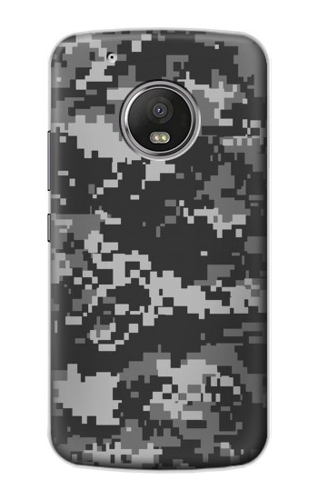 Printed Urban Black Camouflage Apple iPod Touch 5G Case