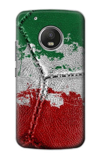 Printed Italy Flag Vintage Football 2018 Apple iPod Touch 5G Case
