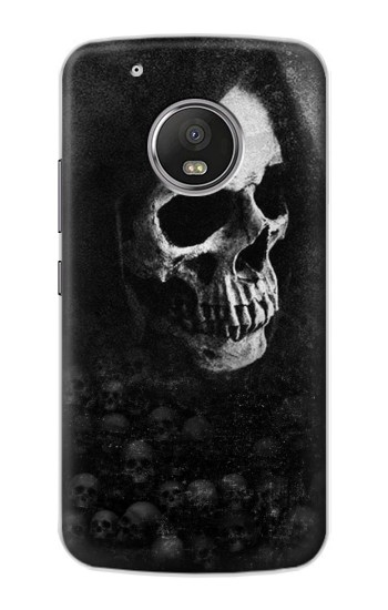Printed Death Skull Apple iPod Touch 5G Case