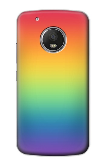 Printed LGBT Gradient Pride Flag Apple iPod Touch 5G Case
