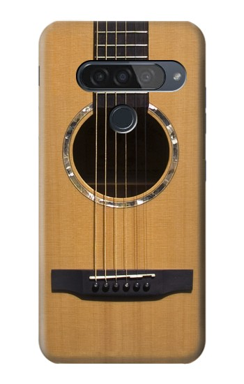Printed Acoustic Guitar LG G8S ThinQ Case