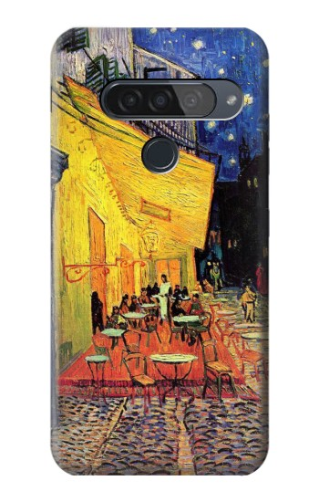 Printed Van Gogh Cafe Terrace LG G8S ThinQ Case