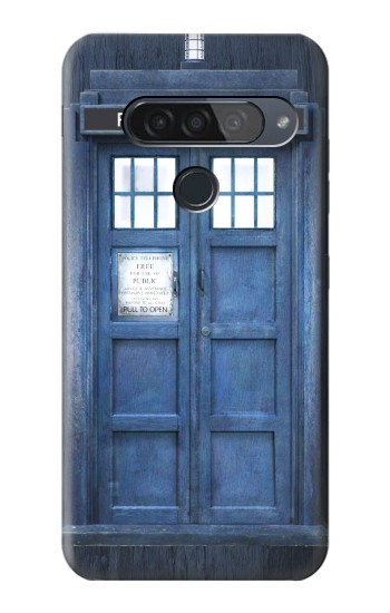 Printed Doctor Who Tardis LG G8S ThinQ Case
