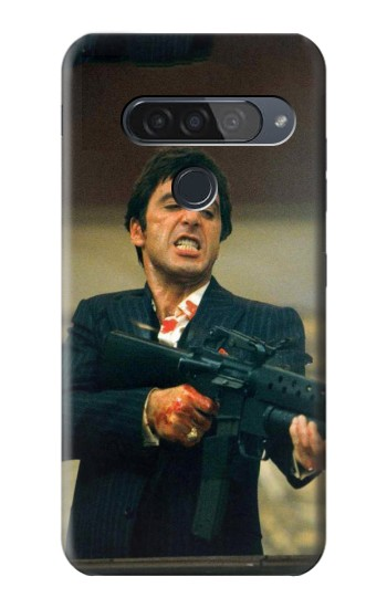Printed Scarface Al Pacino LG G8S ThinQ Case