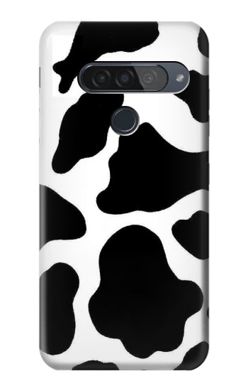 Printed Seamless Cow Pattern LG G8S ThinQ Case