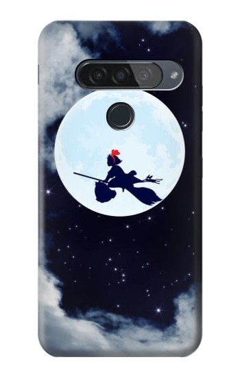 Printed Kiki Delivery Service Little Witch Kiki Moon LG G8S ThinQ Case