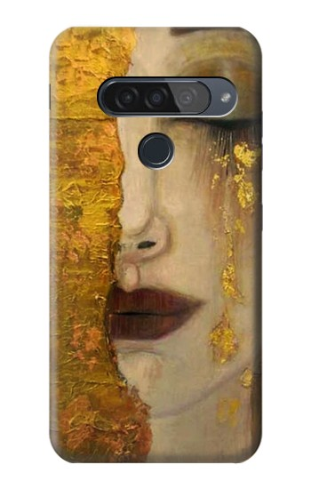 Printed Gustav Klimt Golden Tears LG G8S ThinQ Case