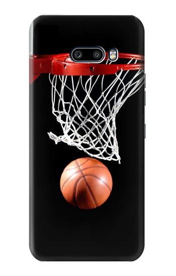 Printed Basketball LG G8X ThinQ Case