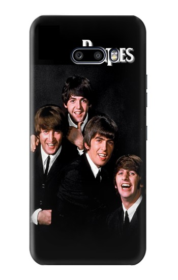 Printed The Beatles LG G8X ThinQ Case