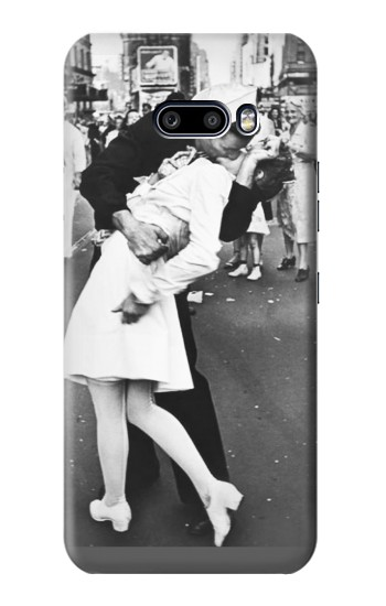 Printed The Famous Kiss LG G8X ThinQ Case