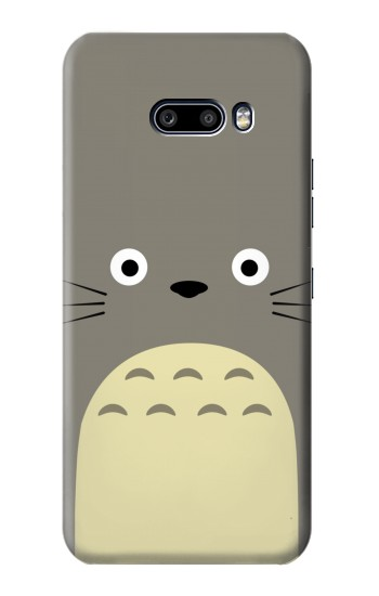Printed My Neighbor Totoro Minimalist LG G8X ThinQ Case