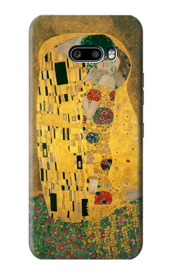 Printed Gustav Klimt The Kiss LG G8X ThinQ Case