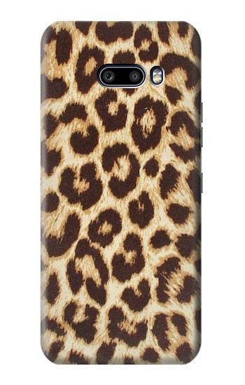 Printed Leopard Pattern Graphic Printed LG G8X ThinQ Case
