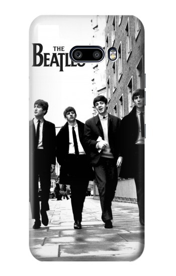 Printed The Beatles in London LG G8X ThinQ Case