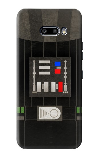 Printed Darth Vader Chest Plate LG G8X ThinQ Case