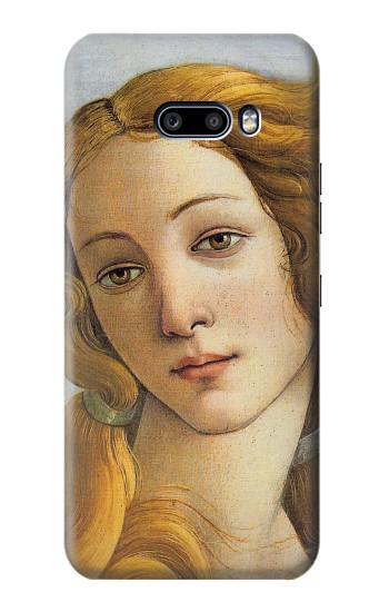Printed Botticelli Birth of Venus Painting LG G8X ThinQ Case