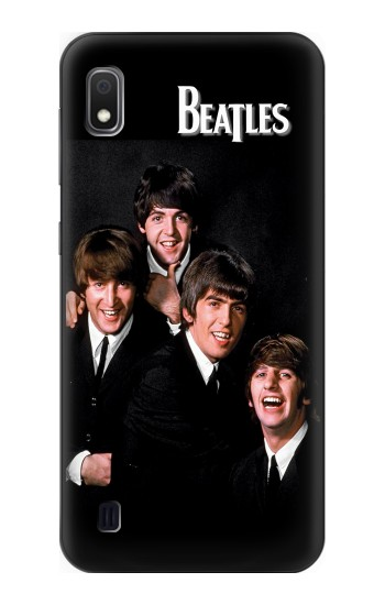 Printed The Beatles Samsung Galaxy A10 Case
