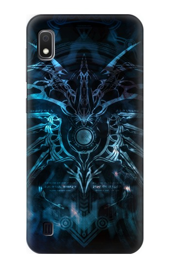 Printed BlazBlue Samsung Galaxy A10 Case