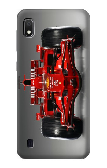 Printed Racing Car Formula One F1 Samsung Galaxy A10 Case