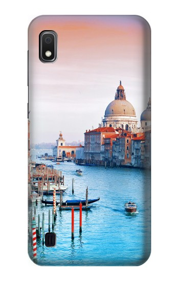 Printed Beauty of Venice Italy Samsung Galaxy A10 Case