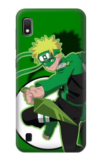 Printed Naruto Green Samsung Galaxy A10 Case