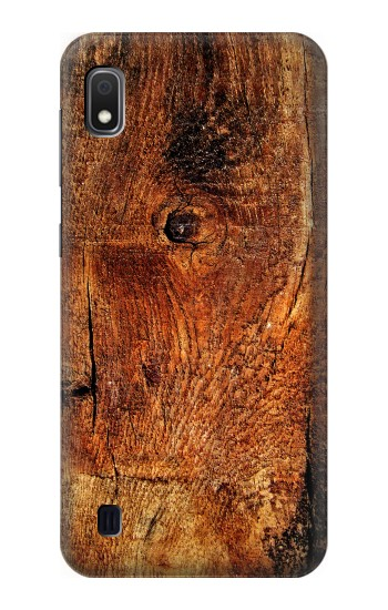 Printed Wood Skin Graphic Samsung Galaxy A10 Case