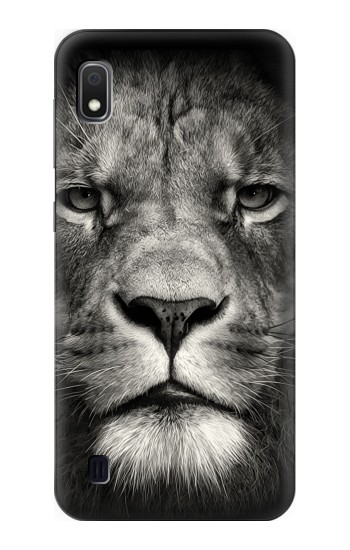 Printed Lion Face Samsung Galaxy A10 Case