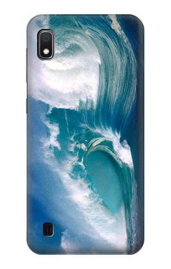 Printed Amazing Oceans Waves Samsung Galaxy A10 Case